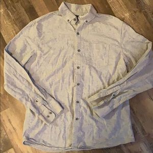 Marc Anthony- Slim Fit Button Down Long Sleeve